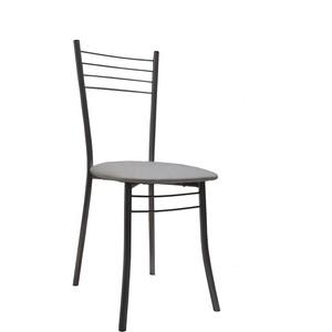 Стул Союз мебель Нефертити каркас аллюминий хром, экокожа белая стул союз мебель см 8 каркас черный ткань серая 2 шт