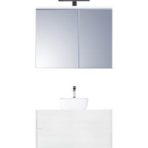 Мебель для ванной Акватон Брук 100 с 2 ящиками, дуб латте мебель алаванн латте 100