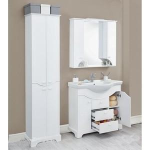Мебель для ванной Акватон Элен 95 белый