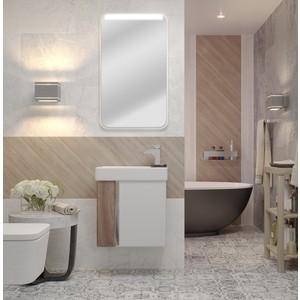 Мебель для ванной Акватон Вита 45 белый/ ясень шимо мебель для ванной комнаты акватон официальный сайт