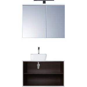 Мебель для ванной Акватон Брук 80 дуб феррара