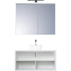 Мебель для ванной Акватон Брук 100 дуб латте мебель для ванной комнаты акватон официальный сайт