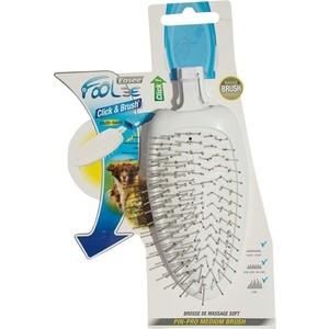 Сменная щетка FoOLee Easee с металлическими зубчиками для животных