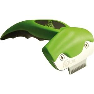 Фурминатор FoOLee One XS 3,1см зеленый для кроликов, кошек и собак карликовых пород цена и фото