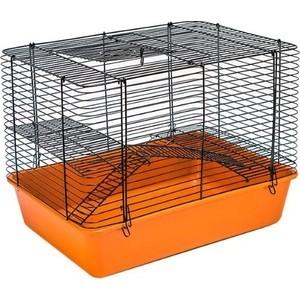 Клетка N1 30,5х42,5х33,5см 2 этажа, складная для грызунов (РПК11)