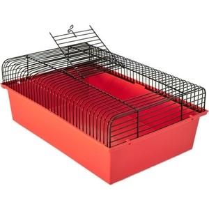 Клетка N1 37х26х23см с этажом для грызунов (РПК23)