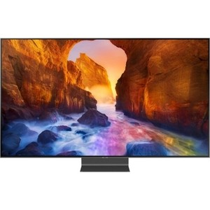 QLED Телевизор Samsung QE65Q90RAU телевизор samsung qled qe55q7cam