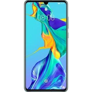 Смартфон Huawei P30 Aurora/ Северное сияние смартфон huawei p30 6gb 128gb aurora