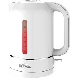Чайник электрический Hermes Technics HT-EK600 электрический чайник hermes technics ht ek704 ek16159 золотой