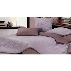 Комплект постельного белья Ecotex евро, сатин Гармоника Вейв (4650074957807)