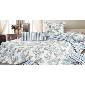 цена Комплект постельного белья Ecotex евро, сатин Гармоника Роберто (4680017863667) онлайн в 2017 году
