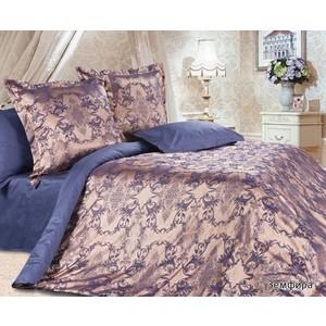 Комплект постельного белья Ecotex семейный, сатин-жаккард Эстетика Земфира (4607132578023) фото