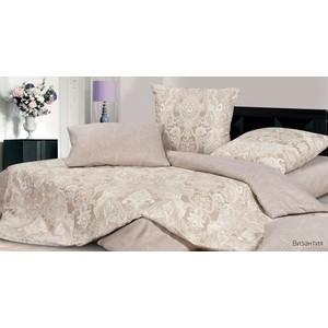 Комплект постельного белья Ecotex 1.5 сп, сатин Гармоника Византия (4650074959412)