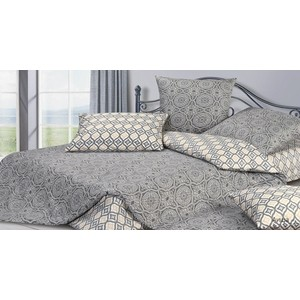 цена Комплект постельного белья Ecotex семейный, сатин Гармоника Аиша (4660054340925) онлайн в 2017 году