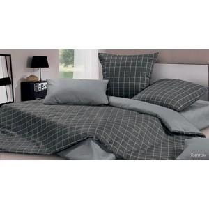 Комплект постельного белья Ecotex семейный, сатин Гармоника Хилтон (4650074959528)