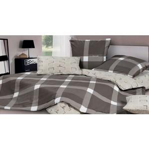 цена Комплект постельного белья Ecotex евро, сатин Гармоника Бирмингем (4650074959351) онлайн в 2017 году