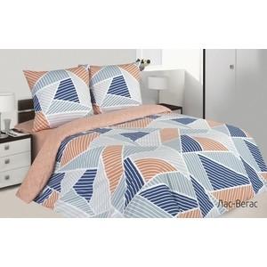 Комплект постельного белья Ecotex 1,5 сп, поплин Поэтика Лас-Вегас (4660054341618)
