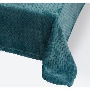 Плед Ecotex 150х200 бирюзовый (4660054343100) плед элегант цвет сирень 150х200 см