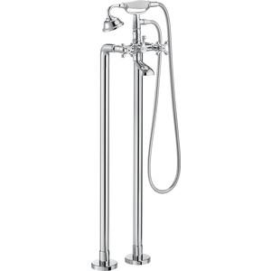 Смеситель для ванны Roca Carmen с душем, хром (5A274BC00)
