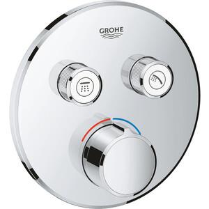 Смеситель для ванны Grohe SmartControl Mixer механизма 35600 (29145000)
