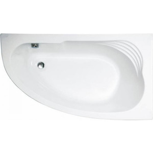 Акриловая ванна Roca Merida 170x100 асимметричная правая белая (ZRU9302993)