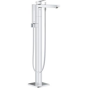 Смеситель для ванны Grohe Eurocube механизма 45984 (23672001)
