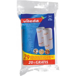 Ролик VILEDA сменный для чистки одежды 2 шт виледа сменные ролики для чистки одежды