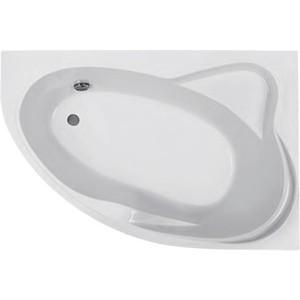 Акриловая ванна Roca Luna 170x115 каркас, асимметричная правая белая (ZRU9302912, ZRU9302913)
