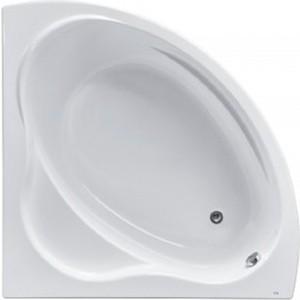 Акриловая ванна Roca Bali 150x150 каркас, симметричная белая (ZRU9302916, ZRU9302917)
