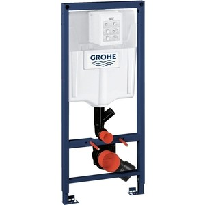 Инсталляция для унитаза Grohe Rapid SL (39002000) инсталляция для унитаза grohe rapid sl 38713001