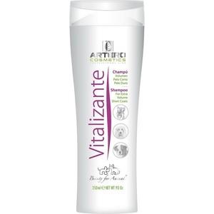 Шампунь ARTERO Vitalizante витаминизированный экстра объем для собак с короткой шерстью 250мл