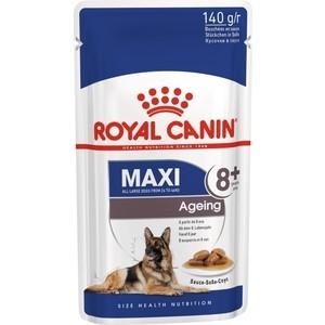 Пауч Royal Canin Maxi Ageing 8+ Sause-Sobe кусочки в соусе собе для собак крупных пород старше 8лет 140г
