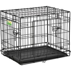 Клетка Midwest Contour 63x45x50h см 2 двери для собак