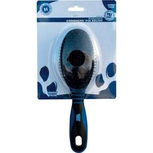 Щетка Show Tech Groomers Pin Brush с металлическими зубчиками для животных