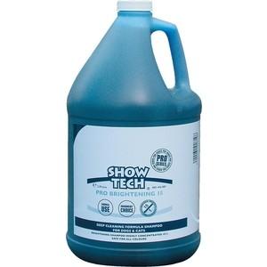 цена на Шампунь Show Tech Pro Brightening 15 Shampoo глубокой очистки для кошек и собак 3,8л