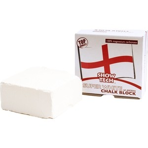 Меловой брусок Show Tech English Chalk Block Super White Magnesium для отбеливания и тримминга шерсти животных 55гр