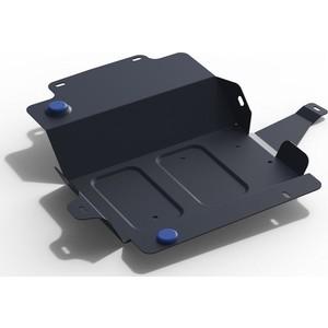 Защита адсорбера Rival для Geely Emgrand X7 I рестайлинг (2018-н.в.), сталь 2 мм, 111.1920.1 защита абсорбера стальная для geely emgrand x7 2019