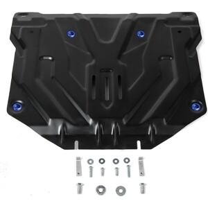 Защита картера и КПП Rival для Honda CR-V V (2017-н.в.), сталь 2 мм, 111.2131.2