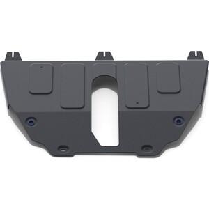 Защита картера и КПП Rival для Jeep Compass II 4WD (2018-н.в.) / Renegade (2014-2018 2017-н.в.), сталь 2 мм, 111.2743.1