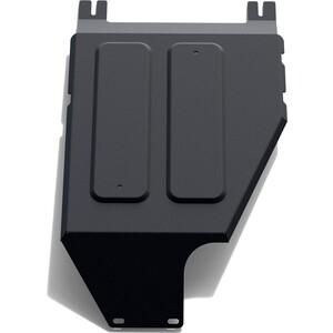 Защита КПП Rival для Subaru Forester V 4WD (2018-н.в.) / XV II (2017-н.в.), сталь 2 мм, 111.5435.1