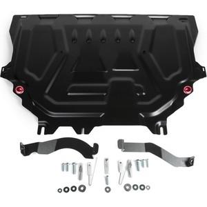 Защита картера и КПП АвтоБРОНЯ для Ford Kuga II (2013-2016 / 2016-н.в.), сталь 2 мм, 111.01873.1