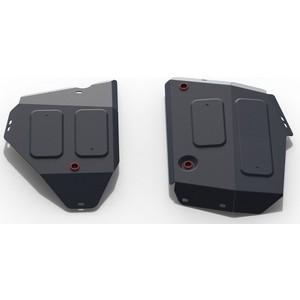 Защита топливного бака АвтоБРОНЯ для Jeep Compass II 4WD (2018-н.в.), сталь 2 мм, 111.02742.1