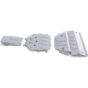 Защита картера, КПП и РК Rival для Lamborghini Urus (2018-н.в.), алюминий 4 мм, K333.2901.1