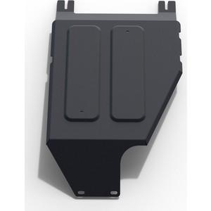 Защита КПП АвтоБРОНЯ для Subaru Forester V 4WD (2018-н.в.) / XV II (2017-н.в.), сталь 2 мм, 111.05435.1