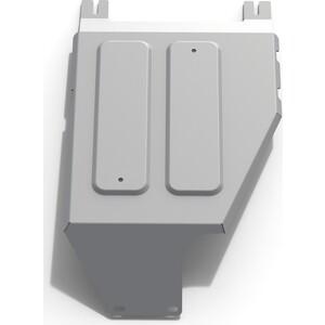 Защита КПП Rival для Subaru Forester V 4WD (2018-н.в.) / XV II (2017-н.в.), алюминий 4 мм, 333.5435.1