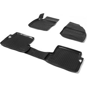 Коврики салона AutoFlex для BMW 5 G30 седан (2016-н.в.), полиуретан, 99005001001