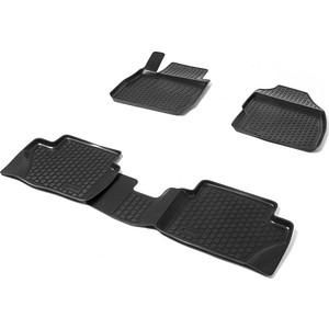 Коврики салона AutoFlex для Ford Fiesta VI (2008-2015), полиуретан, 99018005001