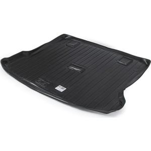 Коврик багажника AutoFlex для Lada Largus (5/7 мест) (2012-н.в.), полиуретан, 91060007002 коврик в багажник lada largus 7 мест 2012