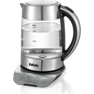 Чайник электрический BBK EK1723G метал цена и фото