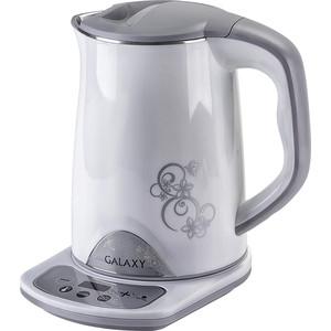 Чайник электрический GALAXY GL0340, белый